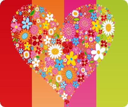 Valentinsgrüsse von Yogaforyou :-)